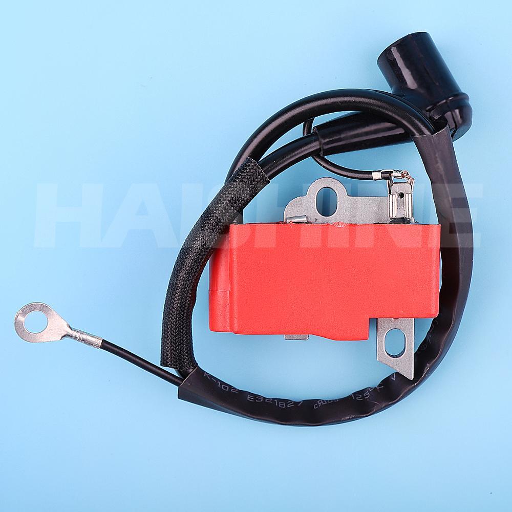 Катушка зажигания для Makita DCS460 DCS510 DCS5121 Dolmar PS-5000 PS-460 PS-500 PS-510 бензопилы 181143204 181143200