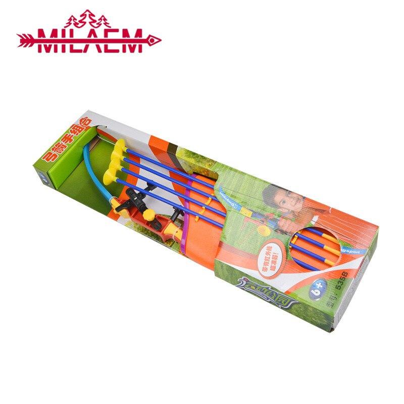 1 комплект детский пластиковый игрушечный лук и Стрела|Лук стрела| |