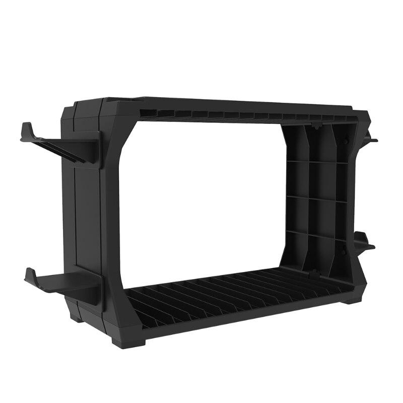 For Switch PS5 / PS4 / -XBOX S/X Series Disc Cuffie Rack di Archiviazione Supporto di Gioco Multifunzione Per Accesso