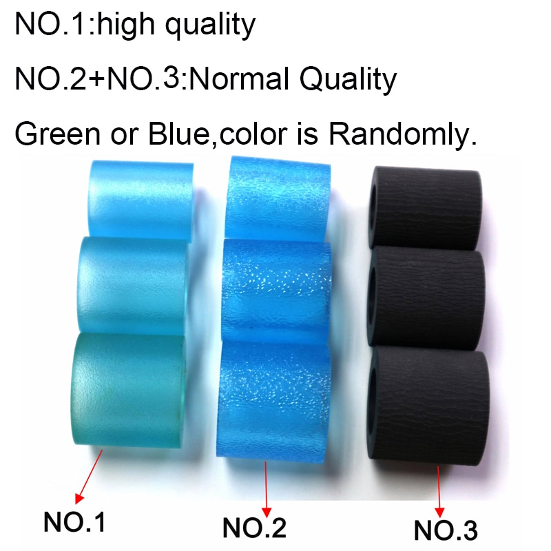 100X AF03-2050 AF03-1065 AF03-0051 for Ricoh AF 1075 2075 7500 8000 6500 5500 2060 2051 MP7500 AF2075 AF1075 Pickup roller Tire