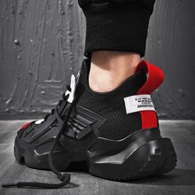 Mode en plein air hommes baskets haute qualité marque décontracté respirant chaussures maille doux Jogging Tennis hommes chaussures Zapatos De Hombre
