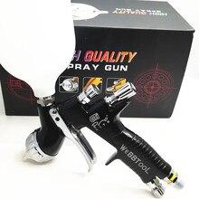 High quality  GTI Pro Lite spray gun TE20/T110 1.3/1.8mm spray gun water based air spray gun for car sprayer paint gun