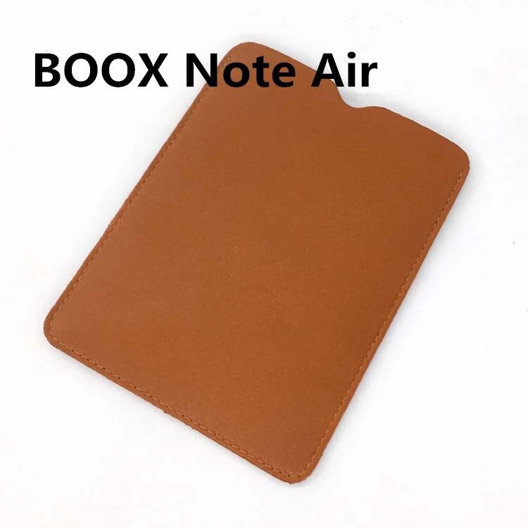 2020 nova nota boox ar coldre embutido original ebook caso suporte inteligente capa para boox nota caso de proteção do ar frete grátis