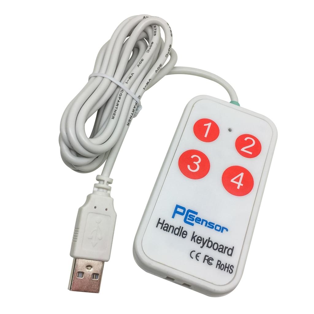 Chave de atalho de teclado usb portátil programável para o software de desenho de engenharia