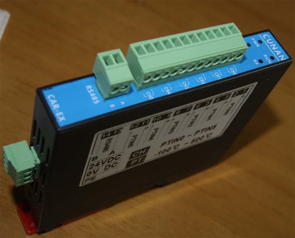 4 канальный аналоговый модуль сбора передачи данных AD 24 битный сбор данных|Детали