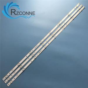 LED Backlight strip 8 lamp For Insignia NS-43D420NA18 NS-43D420NA20 Ns-32D312Na15 ShineOn 2D03336