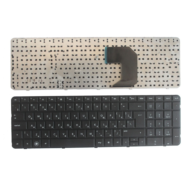 New Russian keyboard for HP Pavilion G7-1000 G7-1100 G7-1200 G7 G7T R18 G7-1001 G7-1222 RU Laptop Keyboard