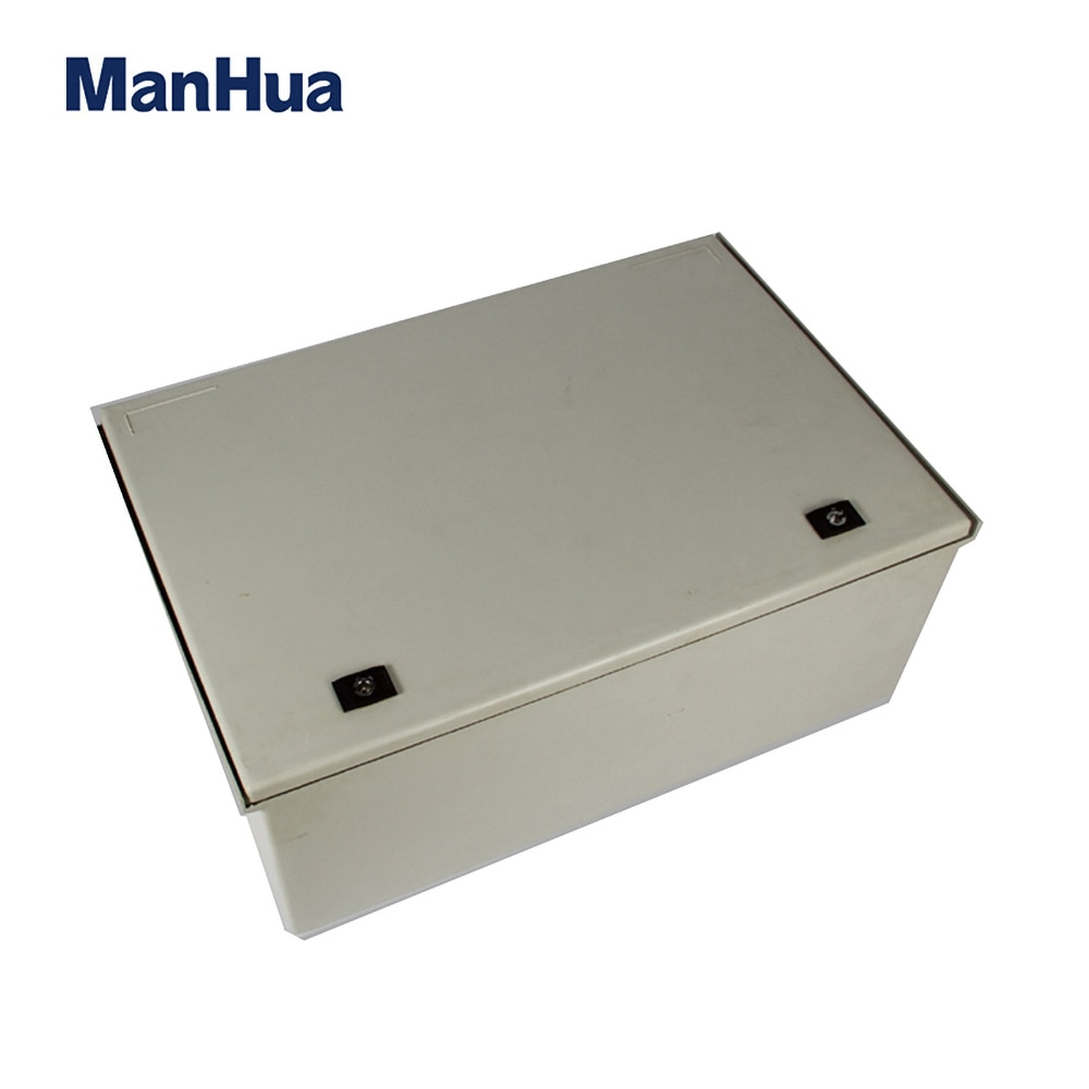 Manhua IP67 ABS PC fibra de vidrio plástico impermeable al aire libre cable eléctrico al aire libre caja de distribución RH-640