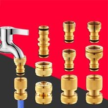 Adaptateur de robinet pour lavage de voiture   Tuyau fileté en laiton, tuyau deau, tuyau de jardin, raccords de tuyau, accessoires dirrigation
