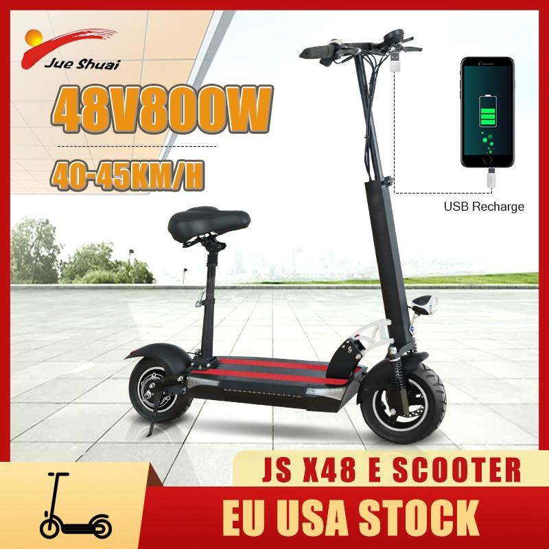 Scooter Eléctrico 45 KM/H 48V 500W E batería de Scooter 95 KM...