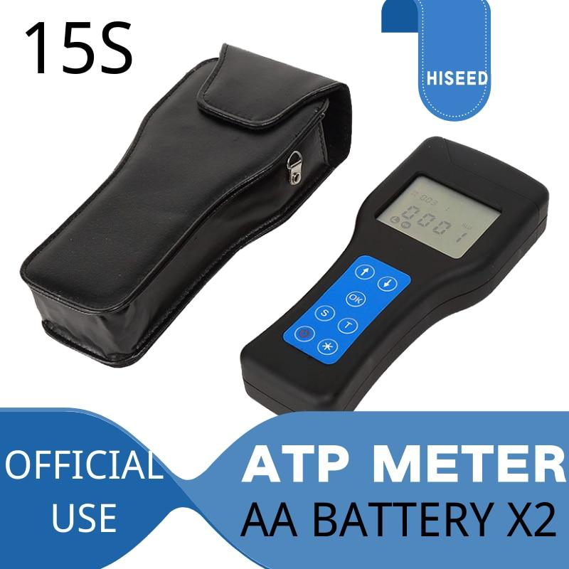 Portable Bacteria Hygiena Surface Germ Detector Atp Detection Tester Meter Test Equipment Machine