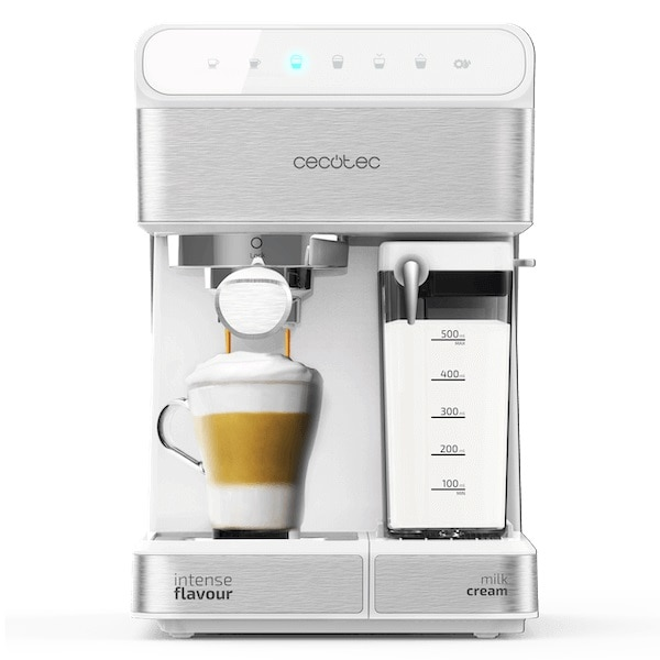 Electric Coffee-maker Cecotec Power Instant-ccino 20 Touch Serie Bianca 1350W 1,4 L White