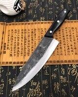 tang knife boning knife slaughter cutting knife special sharp knife bloodletting knife slaughter kill cattle kill sheep