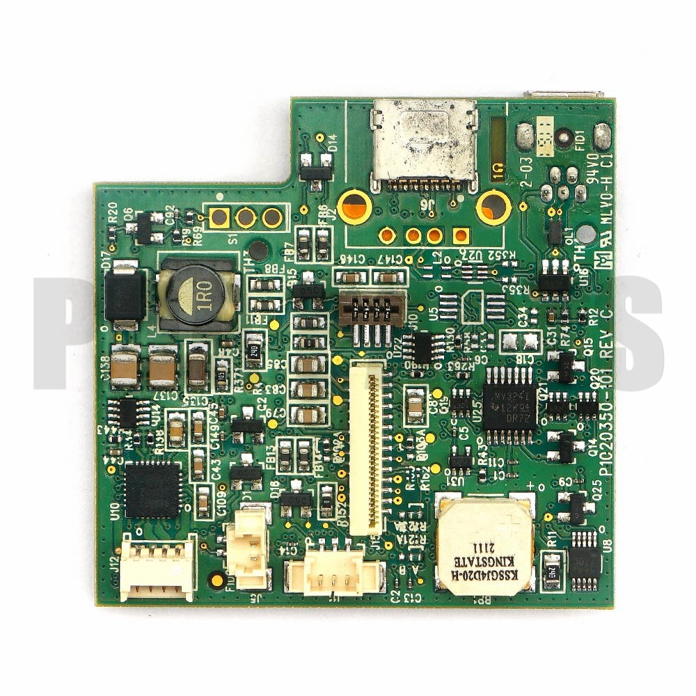 PCB de potencia para impresora móvil Zebra QLN320