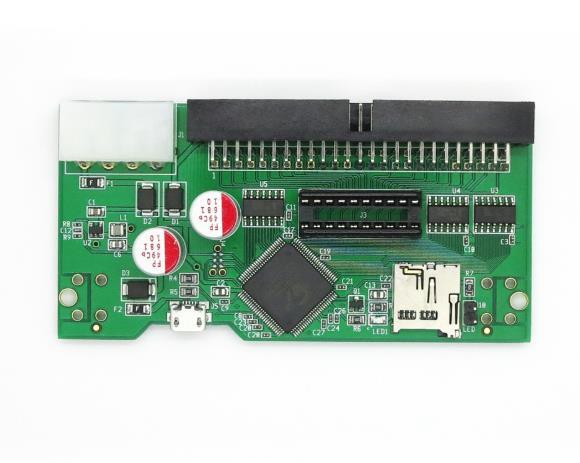 Iteaduino SCSI2SD SCSI-2 فتحات محرك التناظرية مايكرو sd الذاكرة فتحة للبطاقات {No.9warehouse بقعة} أرسلت على الفور