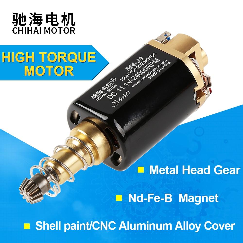 Chihai المحرك CHF-460W-11240 CNC Nd-الحديد ب المغناطيس عالية عزم الدوران طويل نوع المحرك ل gen9 ACR-J10 هلام الناسفون