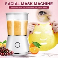facial mask maker machine with collagen tablets natural and safe diy fruit vegetables automatic mask maker for face beauty care