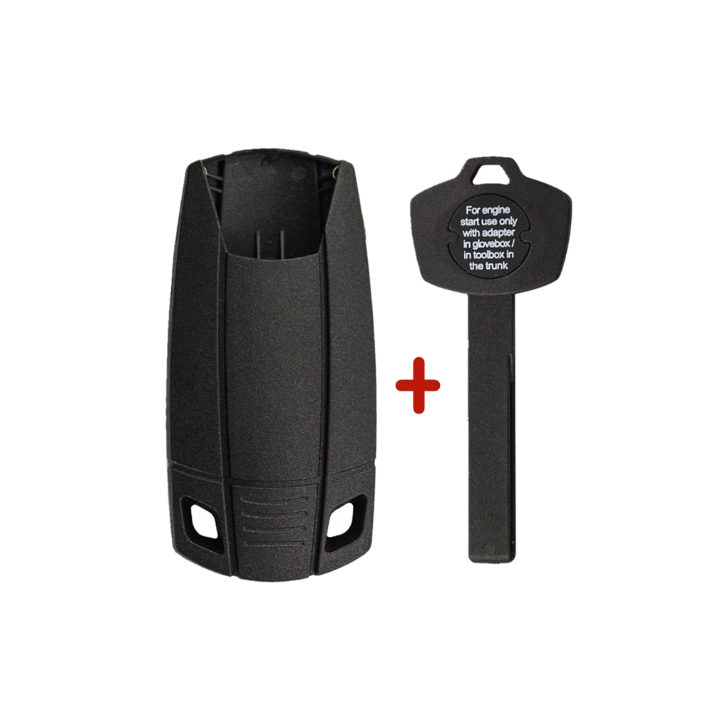 Смарт-карта удаленный Автомобильный ключ чехол для BMW аварийный пластиковый ключ
