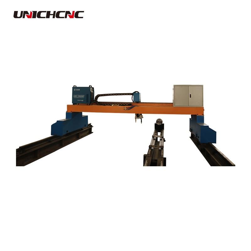 2060 3060 3080 10000mm 12000mm gantry cnc plasma cutting machine steel Aluminum metal cutter pipe tube cutter rotary option