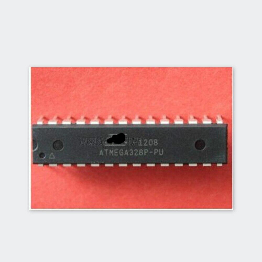 Frete grátis 50 pçs/lote NOVO ATMEGA328P-PU ATMEGA328 DIP28