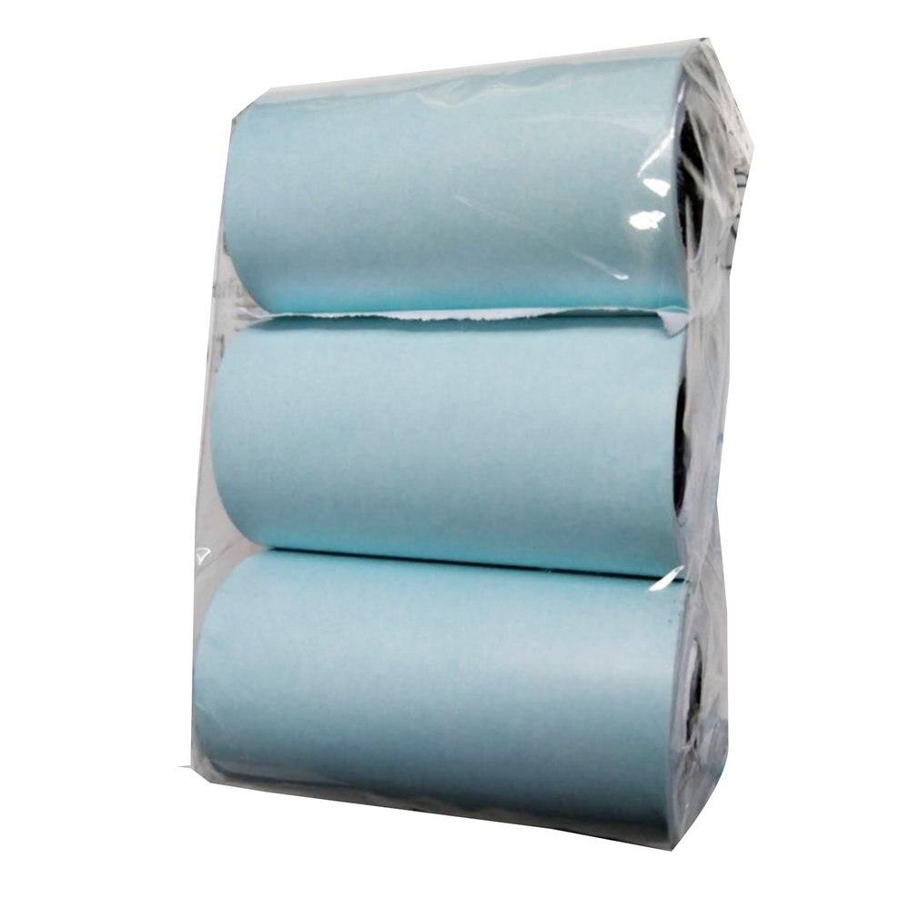 Sólo 1 rollo de máquina de papel de impresión térmica de Color Paperang Mini teléfono portátil Bluetooth foto papel de encaje térmico