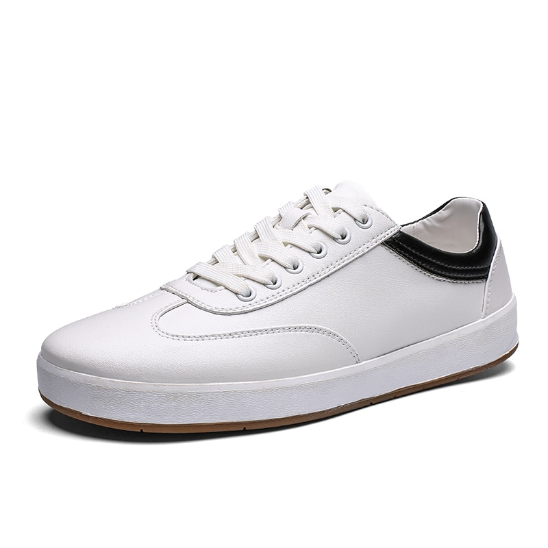 New Brand Breathable Men's Oxford Shoes Top Quality Skateboard Shoes Men Flats Fashion Leather Casua