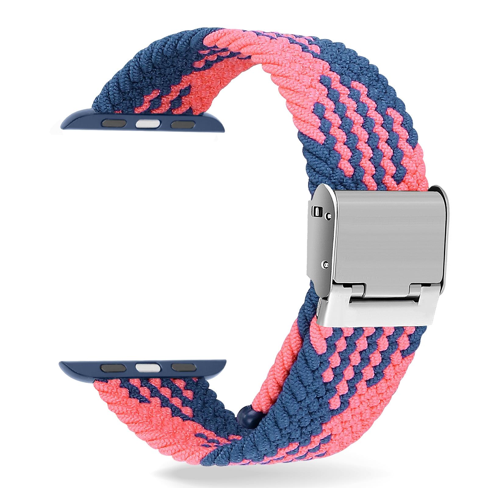 cinturino-elastico-singolo-intrecciato-in-nylon-intrecciato-regolabile-lunghezza-2021-per-iwatch-serie-6-se-5-4-3-2-1