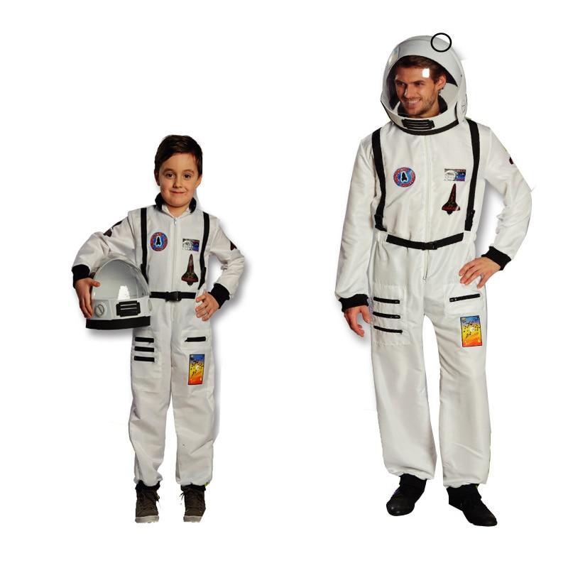 زي رائد فضاء كرنفال الهالوين ، زي تنكري لمرحلة لعب الأدوار ، ملابس للأولاد والبنات