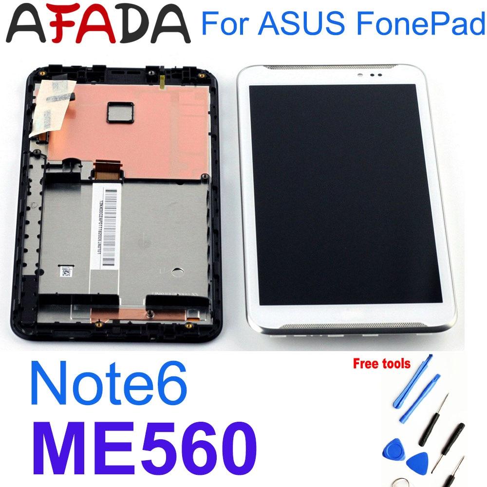 Pantalla LCD para Asus Fonepad Note 6 FHD6 ME560 ME560CG K00G, montaje...