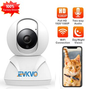 3MP Wifi IP Camera 1080P AI Human Tracking Camera Audio Record Home Security Surveillance Baby Monitor Mini CCTV Camera Yoosee