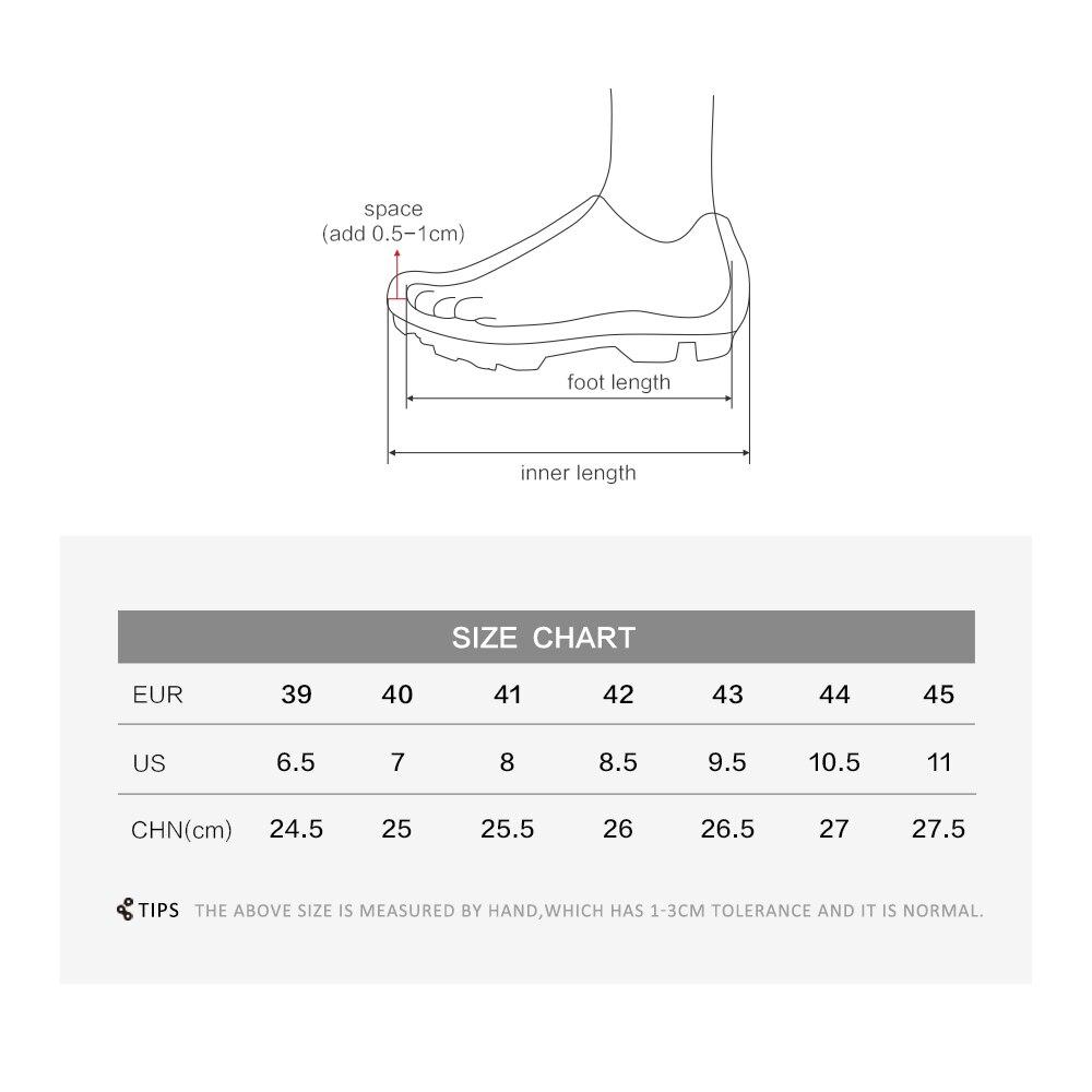 Купить с кэшбэком Santic Men's Cycling Shoes Professional Athletic Non Lock Bicycle Shoes Adjustable Rotating Buckle Casual Road Bike Sneakers