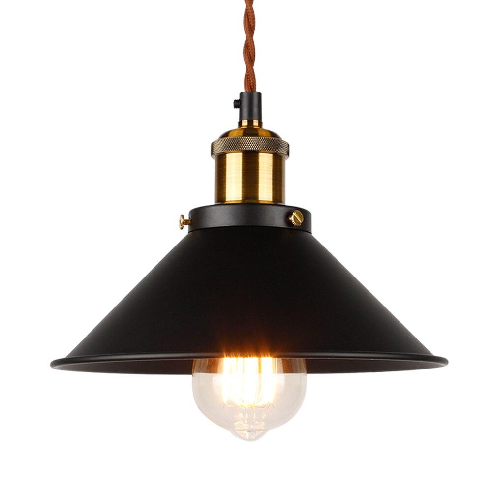 Промышленный подвесной светильник, подвесной светильник Эдисона, винтажный подвесной светильник, металлический светильник, железный подв... eichholtz подвесной светильник emperor