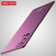 Honor 30 Pro étui Zroteve housse mate mince pour Huawei Honor 30 3S 20 Pro housse PC pour Huawei Honor View 30 Pro V20 V30 étui
