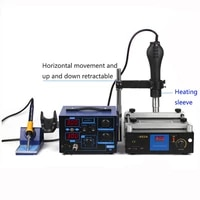 853a heater station preheat station and 862d soldering station rework preheating machine