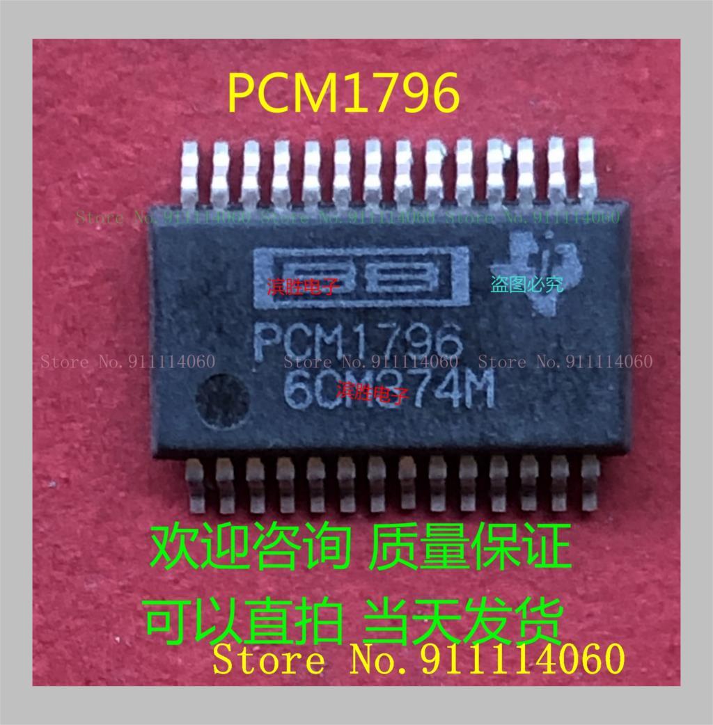 PCM1796 PCM1796DBR SSOP28