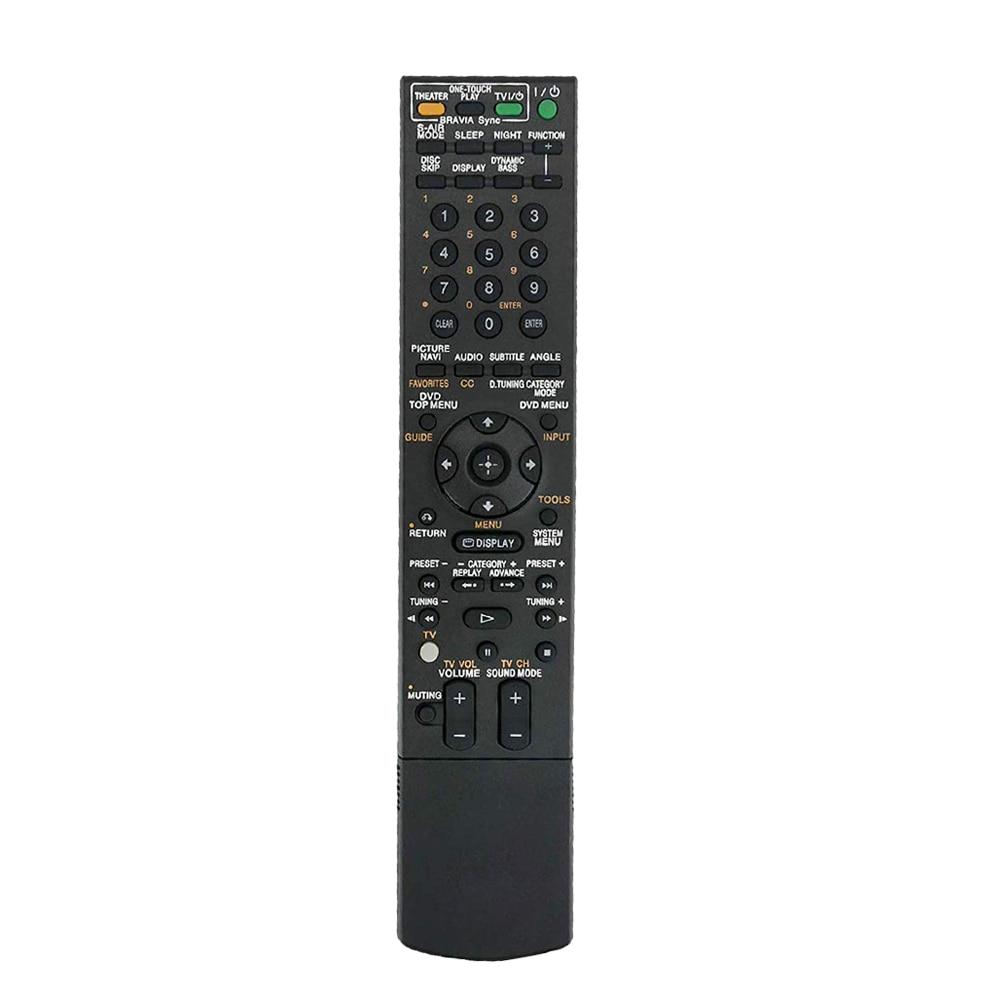 New Remote Control For SONY RM-ADP021 148057311 DAV-HDX678WF DAV-HDX975WF DAV-HDX575WC DVD Home Theater System