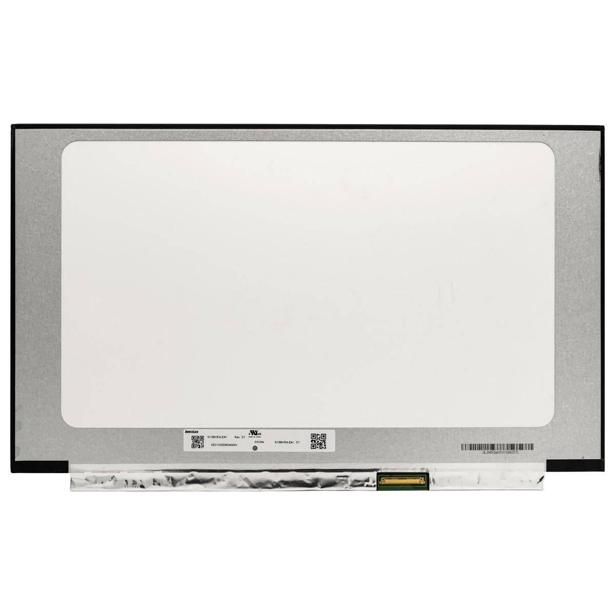 N156HRA-EA1 LCD شاشة عرض مصفوفة FHD 15.6x144 40pins eDP 1920