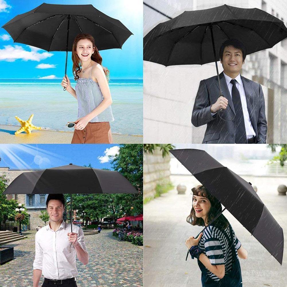 Женский мини-зонт в виде капсулы, прозрачный Карманный Зонт с защитой от УФ-лучей, складные компактные ветрозащитные дождевые Детские Зонты...