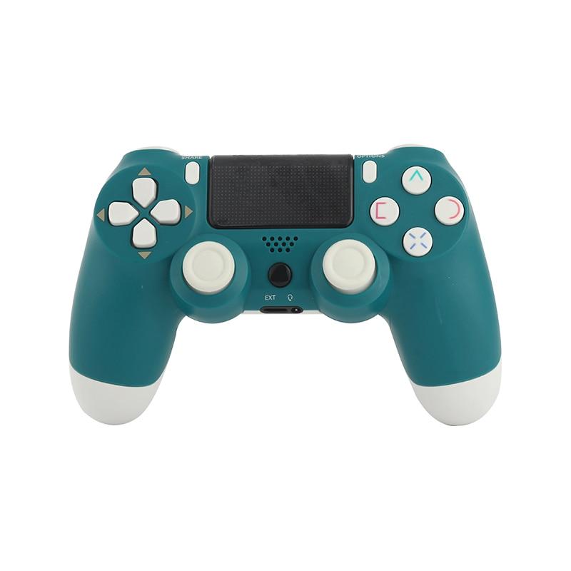 ل PS4 تحكم بلوتوث الاهتزاز غمبد ل بلاي ستيشن 4 ديترويت عصا تحكم لاسلكية ل PS4 ألعاب وحدة التحكم