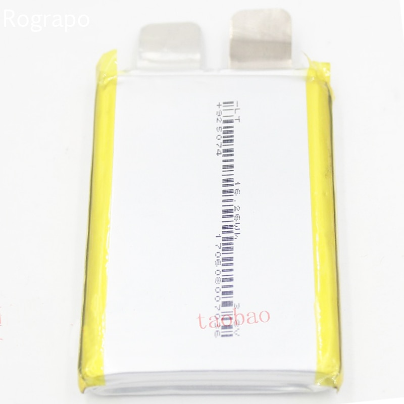 New 3.8V 4280mAh 914974 925074 Replacement Battery For DJI UGO 2  15C Advanced Bare Cell Accumulator enlarge