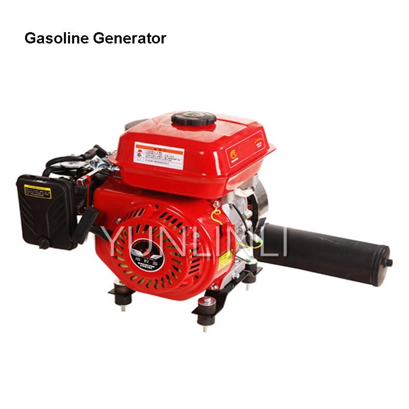 3000W generador bajo 48V60V72V triciclo eléctrico de cuatro ruedas sedán gasolina generador de carga extensor de rango