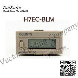 H7EC-BLM 6 bit digital display electronic contact counter