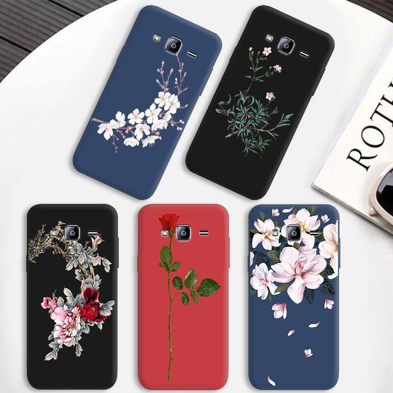 Funda de lujo para teléfono Samsung Galaxy J1 J2 Core Prime J3 2016 2017 2018 mate para iPhone 5 5S SE 6 6S 7 8 Plus X
