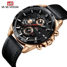 2020 New Men's Quartz Watches Business Wristwatch for Men Military Fashion Casual Watch Sports Male