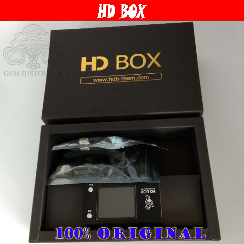 Gsmjustoncct boxV2 Ip 3 HD Box Mit Isp Adapter volle actived forIphone Erholen