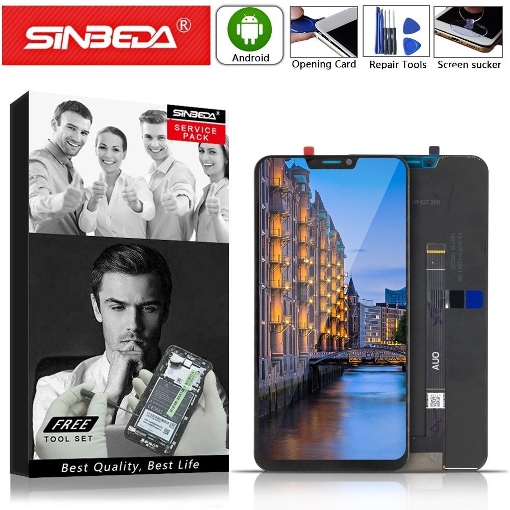 6,2 original LCD para ASUS ZenFone 5 ZE620KL pantalla LCD pantalla para ASUS Zenfone 5 2018 Gamme Digitalizador de pantalla táctil