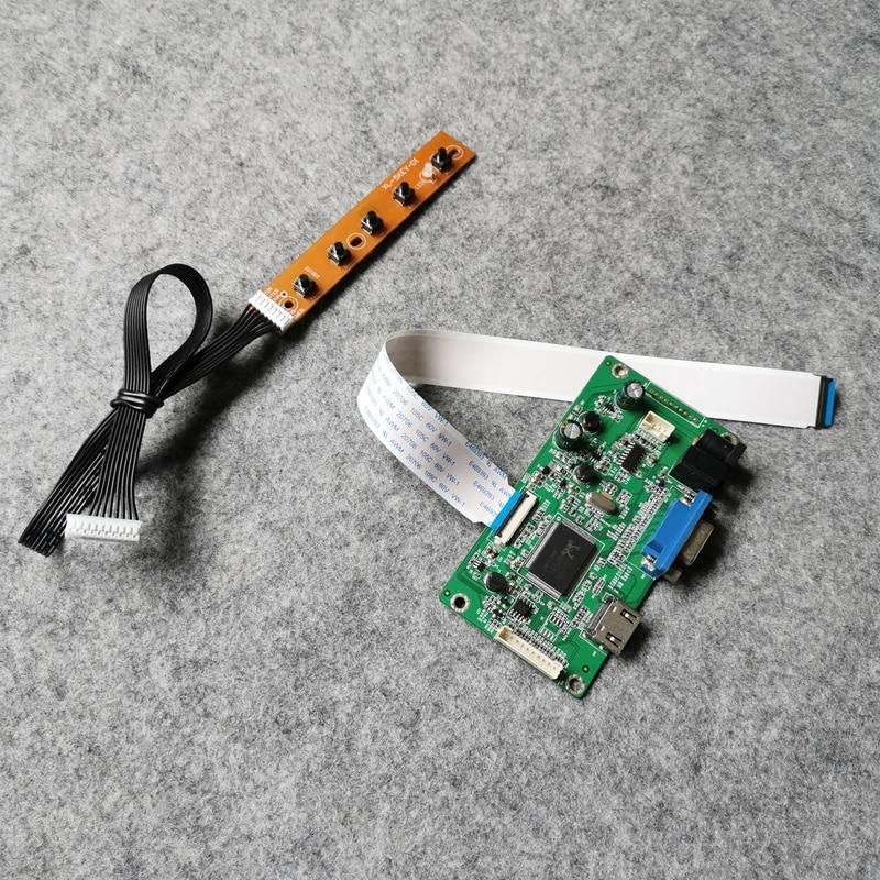 لوحة مفاتيح LCD لـ 30 Pin eDP ، متوافقة مع M125NWF4/M133NWF4/M140NWF5 ، مجموعة تركيب قائمة بذاتها ، WLED ، كمبيوتر محمول ، بطاقة 1920*1080 VGA