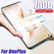 9H Hydrogel Film For Oneplus 7 7T 6T 5T 6 5 3T 3 1+7 1+6 Screen Protector For Oneplus 7 On Oneplus7