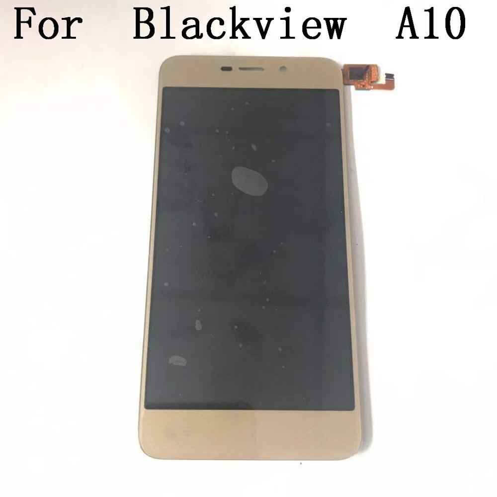 "Blackview A10 Original nueva pantalla LCD + pantalla táctil para Blackview A10 MT6580A Quad Core 2GB RAM 16GB ROM 5 ""teléfono inteligente"