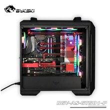 Bykski RGV-AS-GT501-P Kit de plaques de distribution pour châssis ASUS TUF Gaming GT501